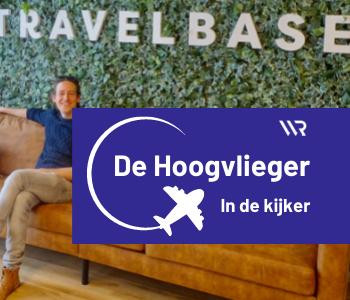 """Simon Vandeweghe (Travelbase): """"Reizen is er vooral om uit je dagdagelijkse comfortzone te treden. Grenzen verleggen, om je zo als mens te verrijken."""""""